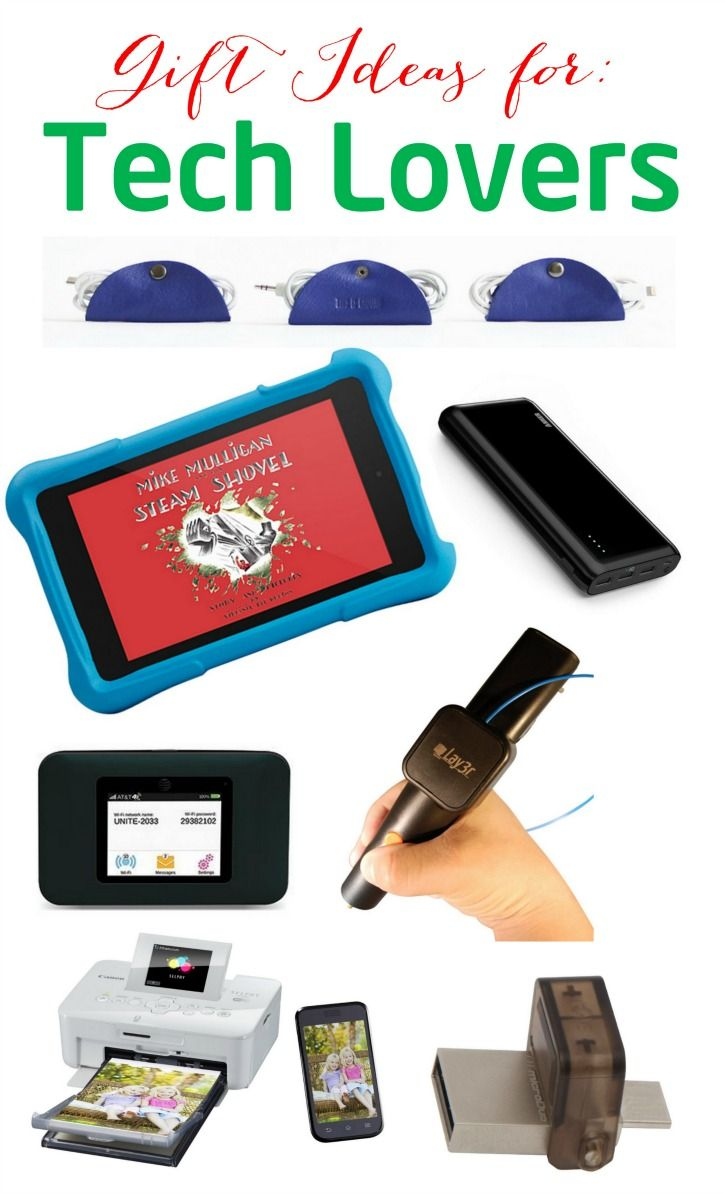 So far I've shared gift ideas for Crafters and Geeks. Today is all about technology lovers. I've compiled some ideas that will work for both stocking stuffers or a larger gift. Gift Ideas for Technology Lovers Technology Screen Cleaner– The screens on technology devices, especially phones, get disgusting. You can't just use any cleaning product [...]