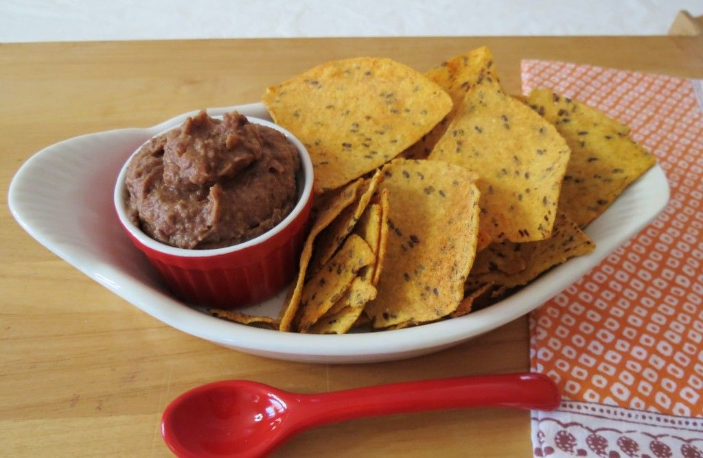 Spicy Black Bean Dip | Peanut Butter and Peppers