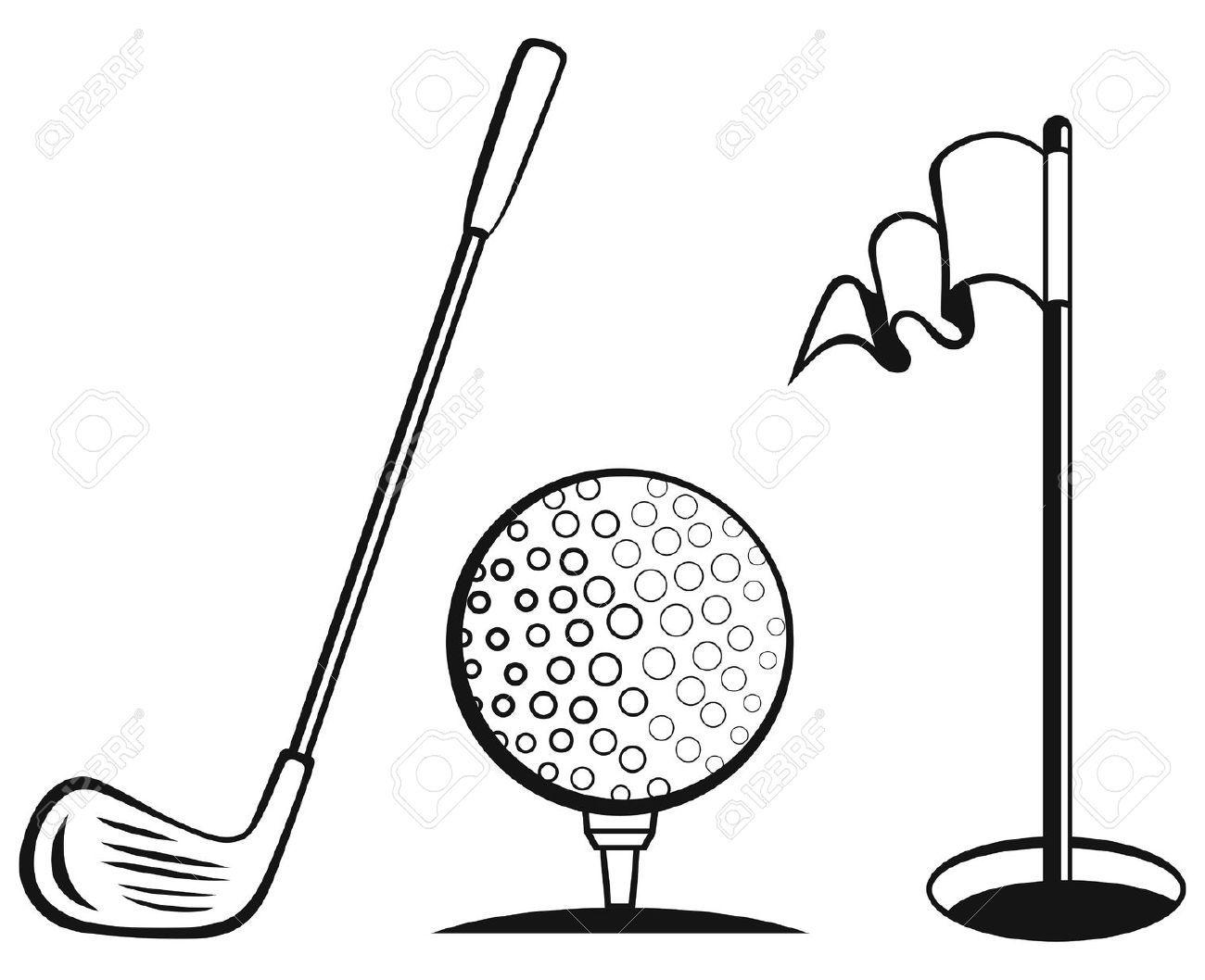 Pin On The Littlest Golfer