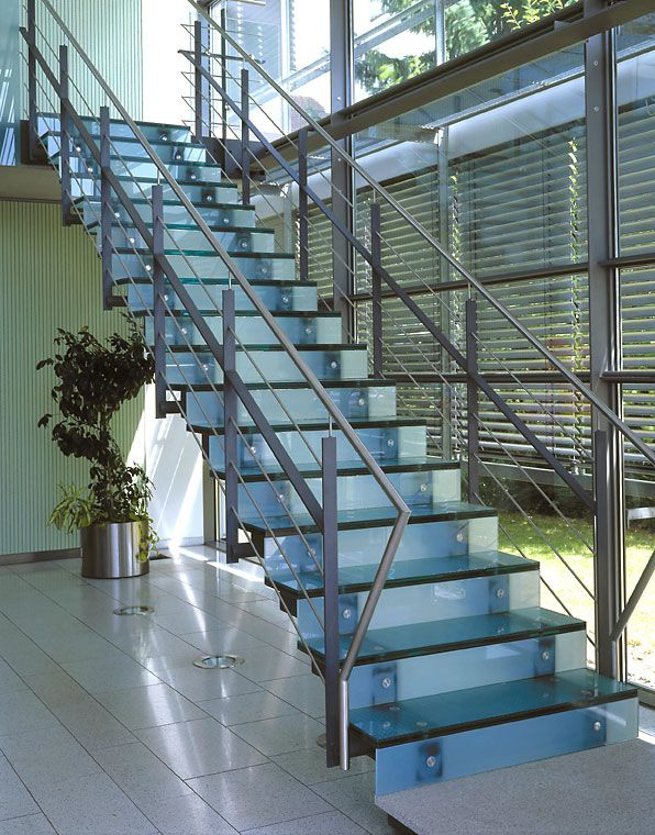 Best Glass Stair Risers Glass Stairs Stairs Stair Risers 400 x 300