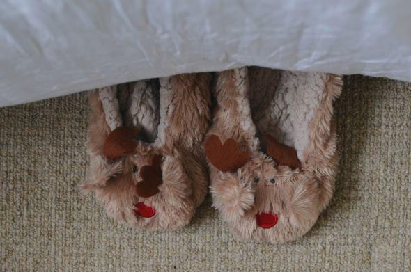 christmas slippers inspiration