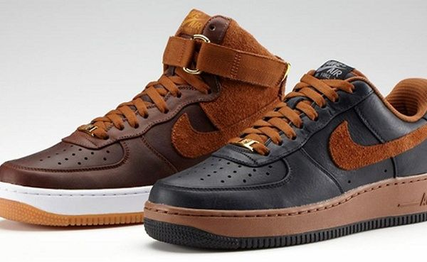 Nike Air Force One ID pioneer leather