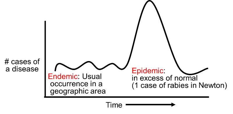 Endemic and Epedemic