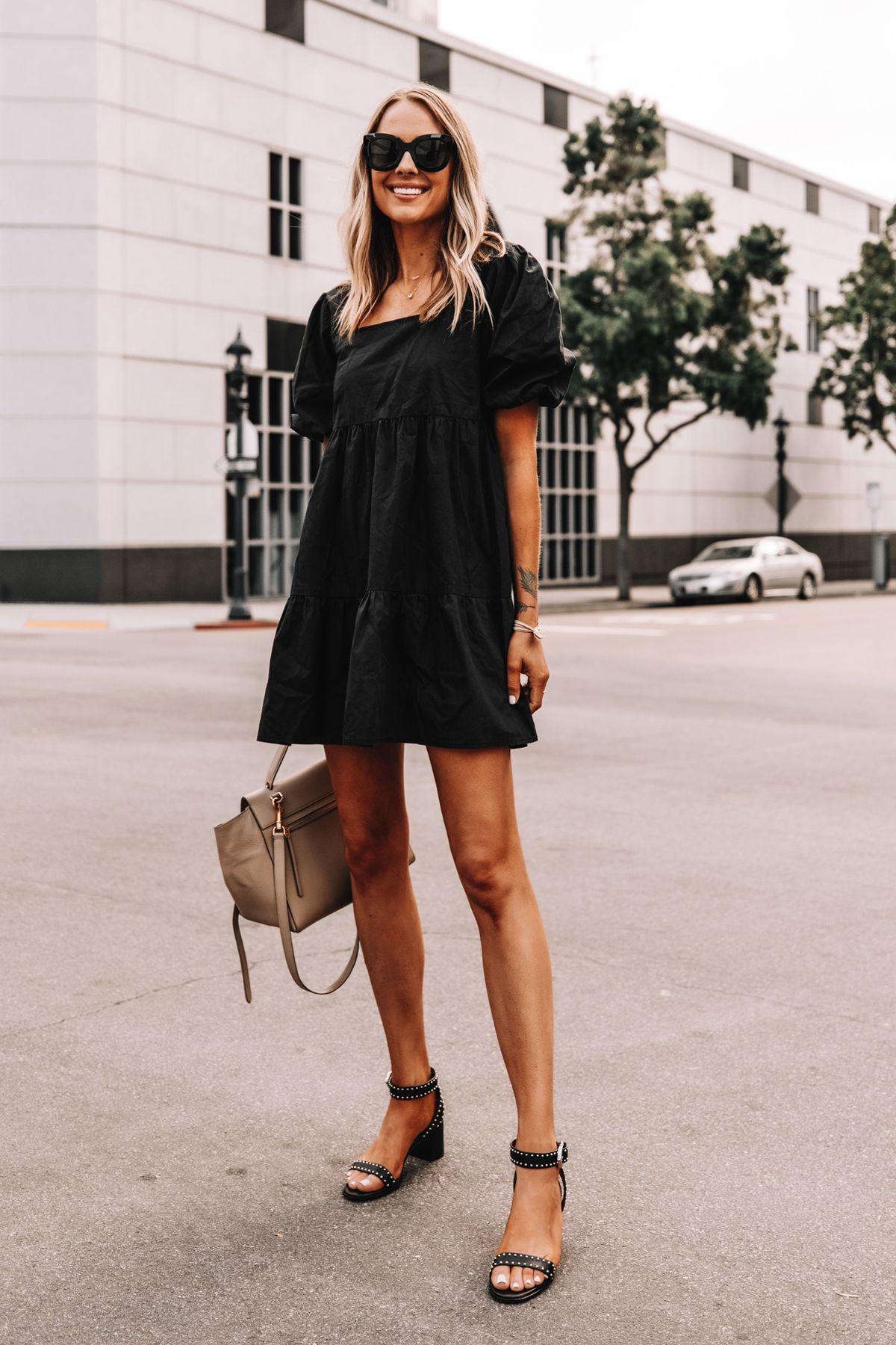 Summer Sandal And Flip Flop Round Up Fashion Jackson Fashion Jackson Summer Black Dress Outfit Short Black Summer Dresses [ 1800 x 1200 Pixel ]