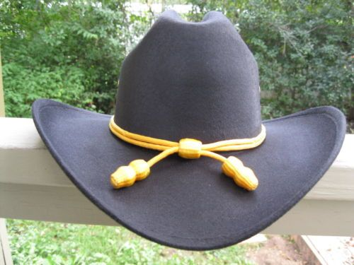 Cavalry Western Cowboy Hat 38 Cattlemans W Cavalry Band Felt