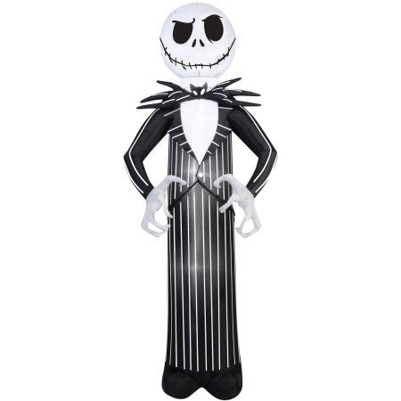 Buy Nightmare Before Christmas Jack Airblown Halloween Decoration