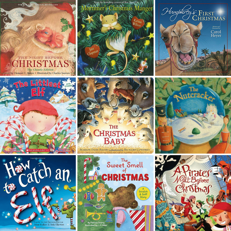 Joyful Christmas Books for Kids | Joyful and Activities