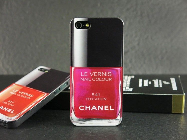 Hot chanel nail polish case For iphone5S/iPhone5/iphone4s/4 | CHANEL ...