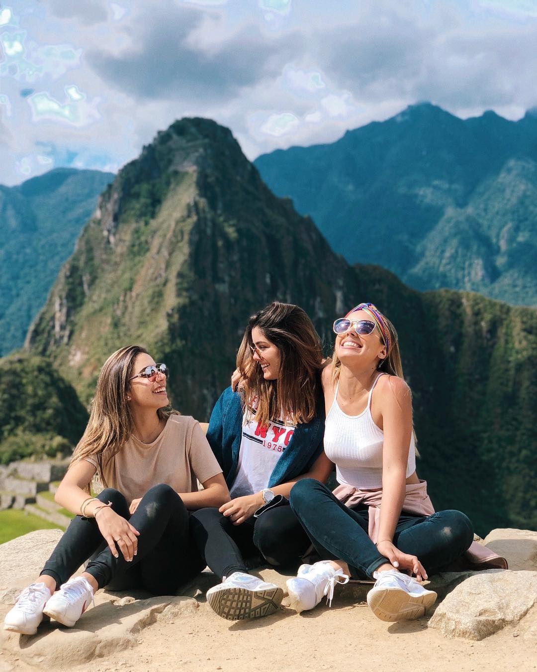 Inka Time Tours Hiking Pictures Macchu Picchu Peru Travel