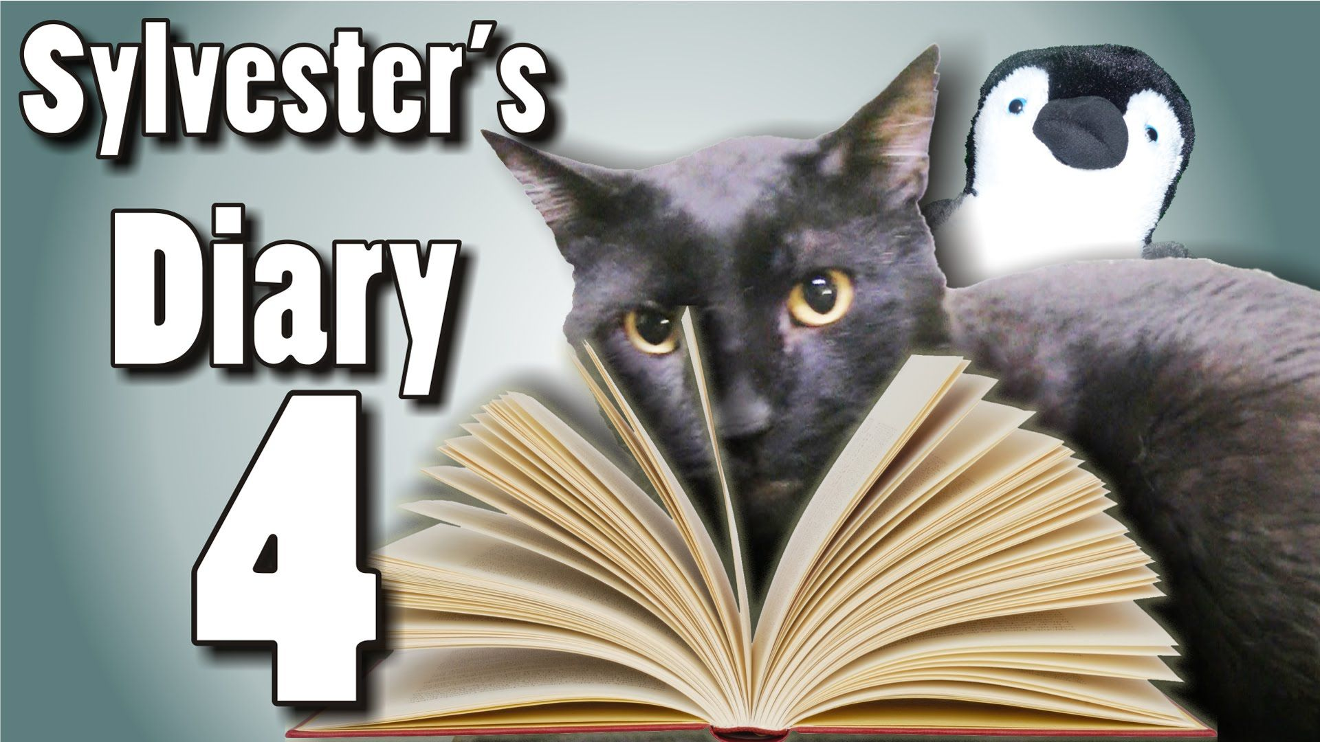 Sylvester's Diary 4 Burn! Cat diary, Sylvester, Cat movie