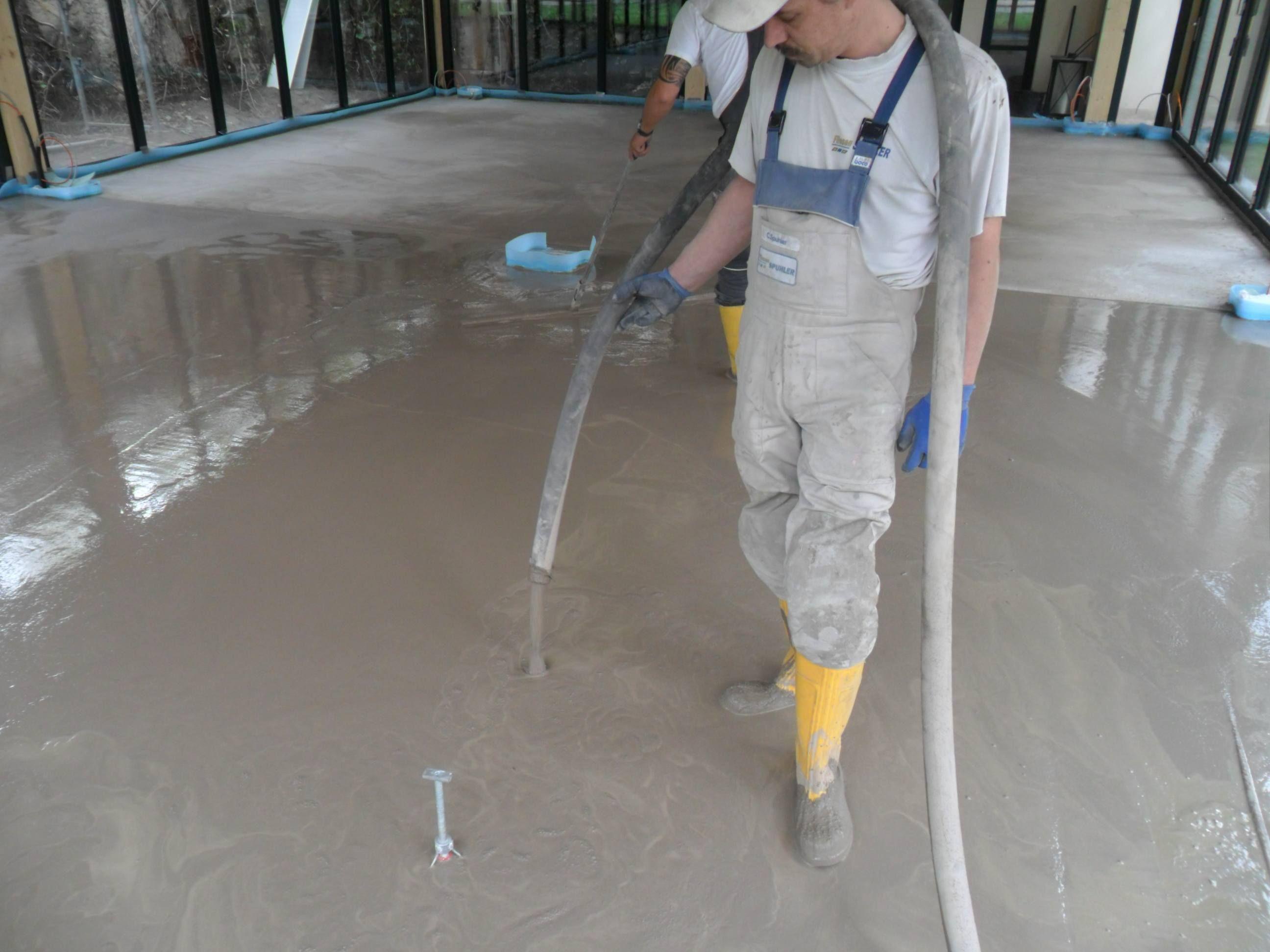 Sopro Rapidur® FE 678 Self Levelling Screed Flooring