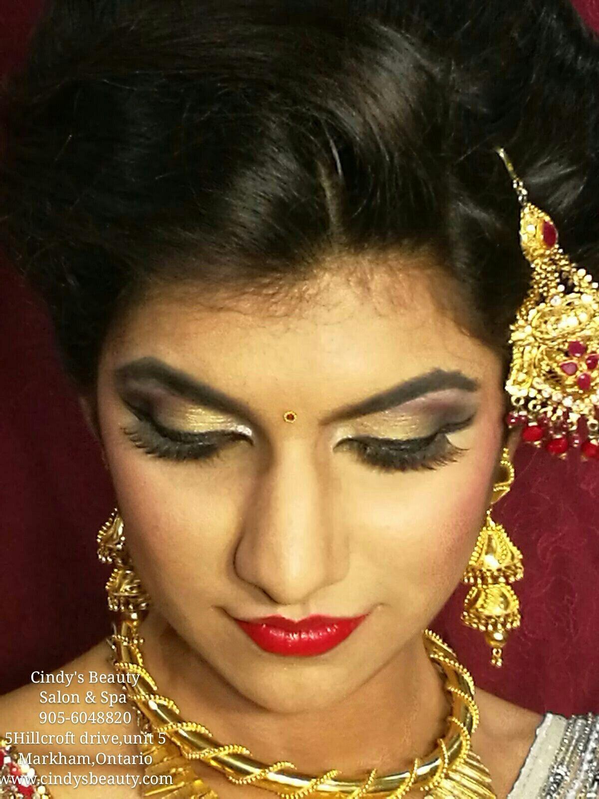 cindysbeauty #salon #spa #party #hair #makeup #south #indian