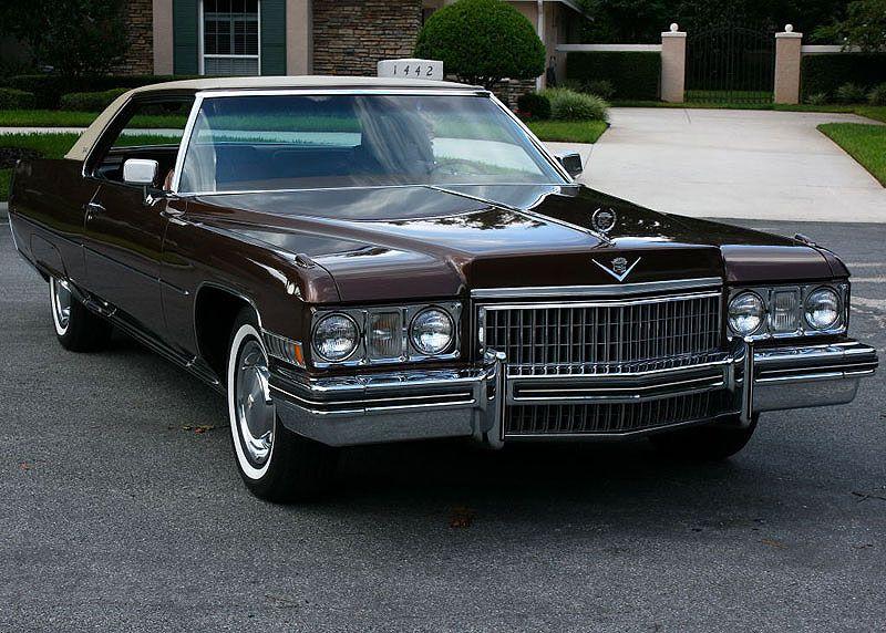 1973 Cadillac Coupe de Ville | MJC Classic Cars | Pristine Classic Cars For Sale…