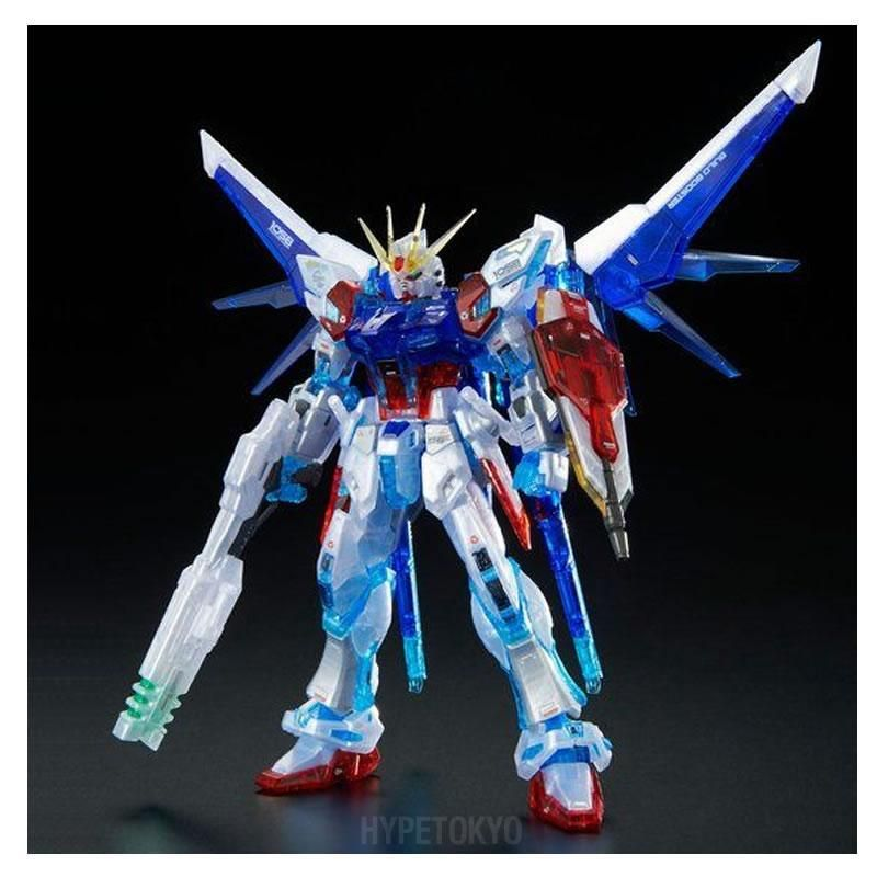 GAT-X105B//FP Build Strike Gundam Full Package GUNPLA RG Real Grade 1//144 BANDAI