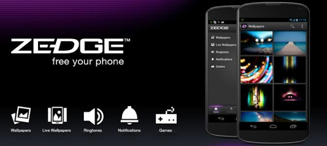 Zedge app Review Best mobile apps, Android apps, Free apps
