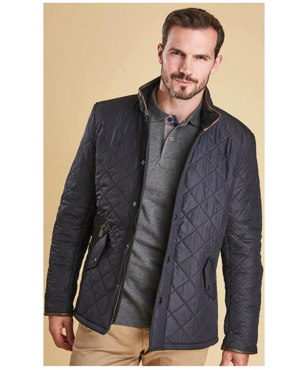 890da67a10b4 Men s Barbour Powell Quilted Jacket in 2019