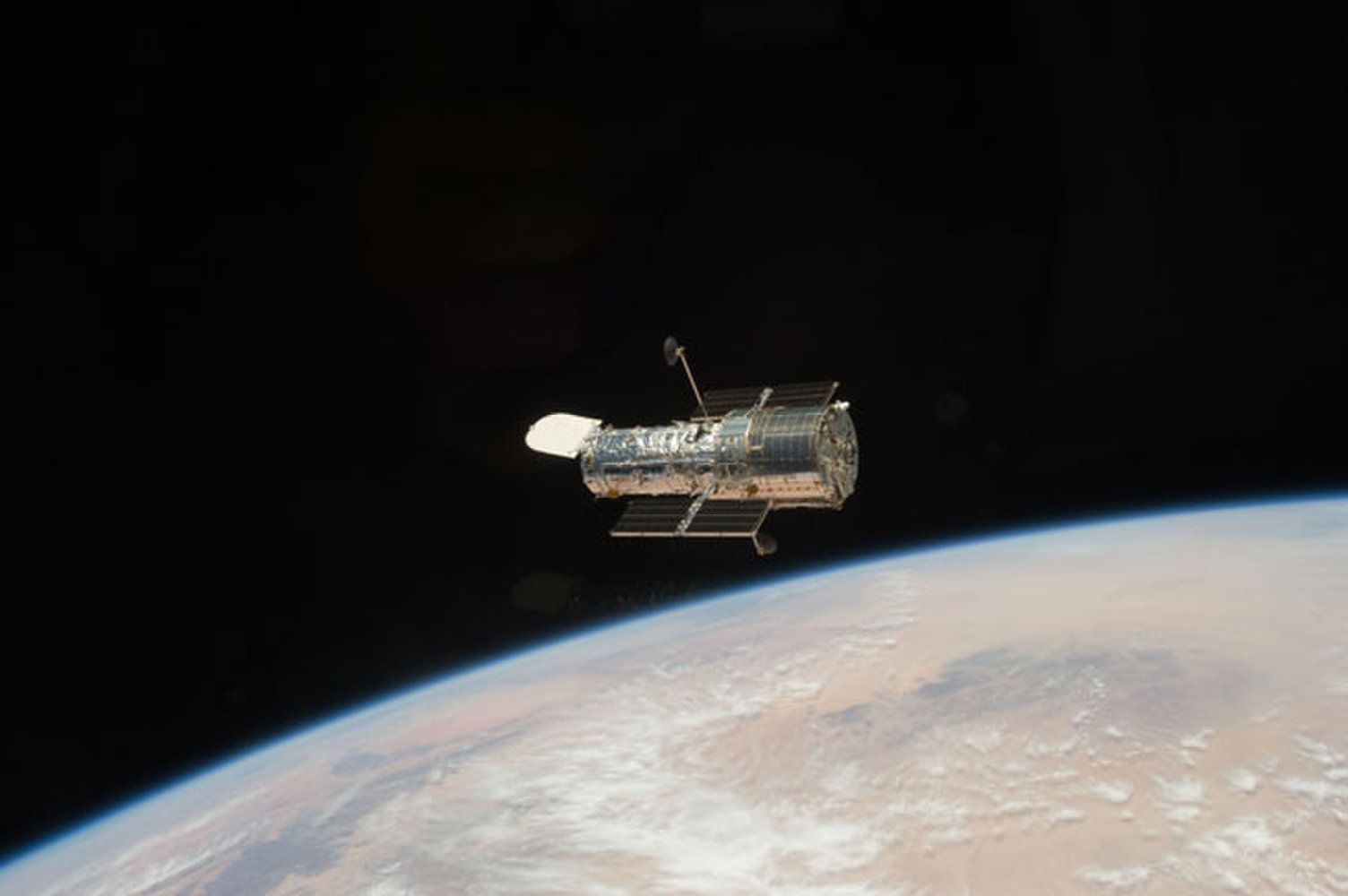 Spectacular Photos From The Revamped Hubble Telescope