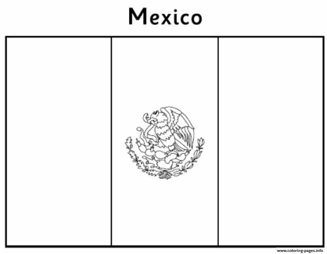 The Drawing Book For Kids Pdf Lovely Coloring Pages Mexican Flag Coloring Page Mexican Flag In 2020 Flag Coloring Pages Mexican Flags World Map Coloring Page