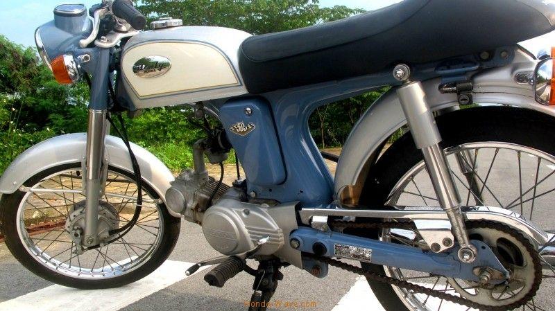 Honda CD Benly 50s Loc May