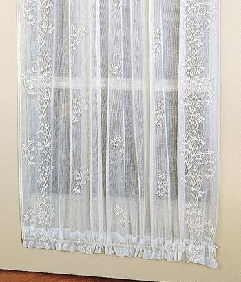 Shop For Sheer Divine Sheer Door Panel At Country Curtains For This And  More Window Treatments And Curtain Hardware!