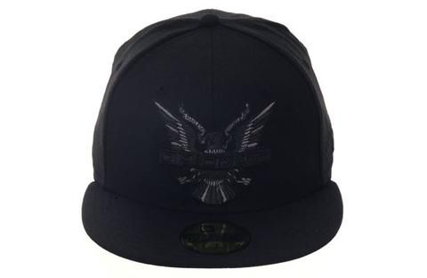 c002e6c1249d7 New Era 59Fifty Dipset Diplomats Fitted Hat - Black