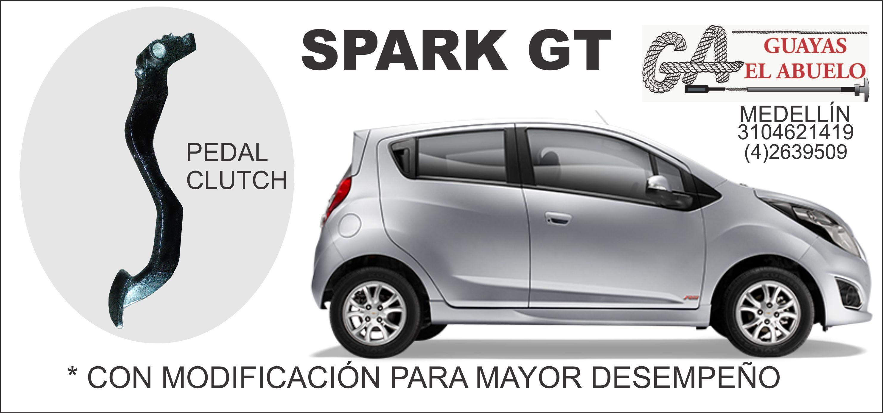 Pedal Spark Gt Spark Gt Vehiculos Autos