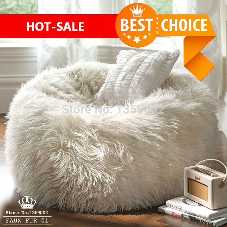 Cheap Bag Chair Cover Buy Quality Bags Europe Directly From China Hobo Suppliers Sofa Set Faux Fur Lounge Living Room Furniture Luxe Bean