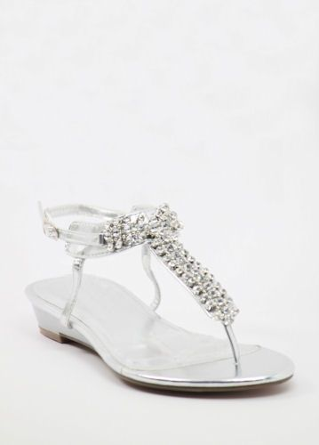 Prom shoes silver