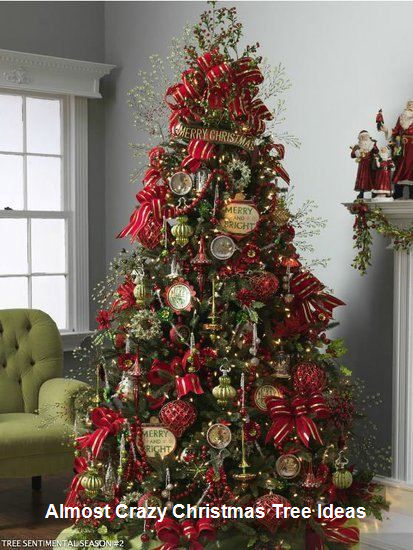 18 Almost Crazy Christmas Tree Ideas Christmas Feast Christmas