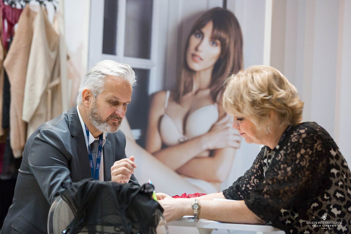 Salon International de la lingerie 2016