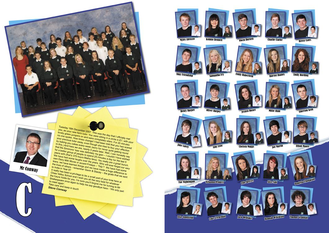 hundreds of free yearbook templates 100 customisable fusion ...