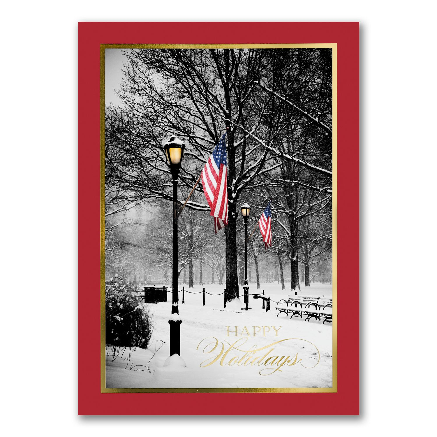 Patriotic Park Scene. Available at Persnickety Invitation Studio ...