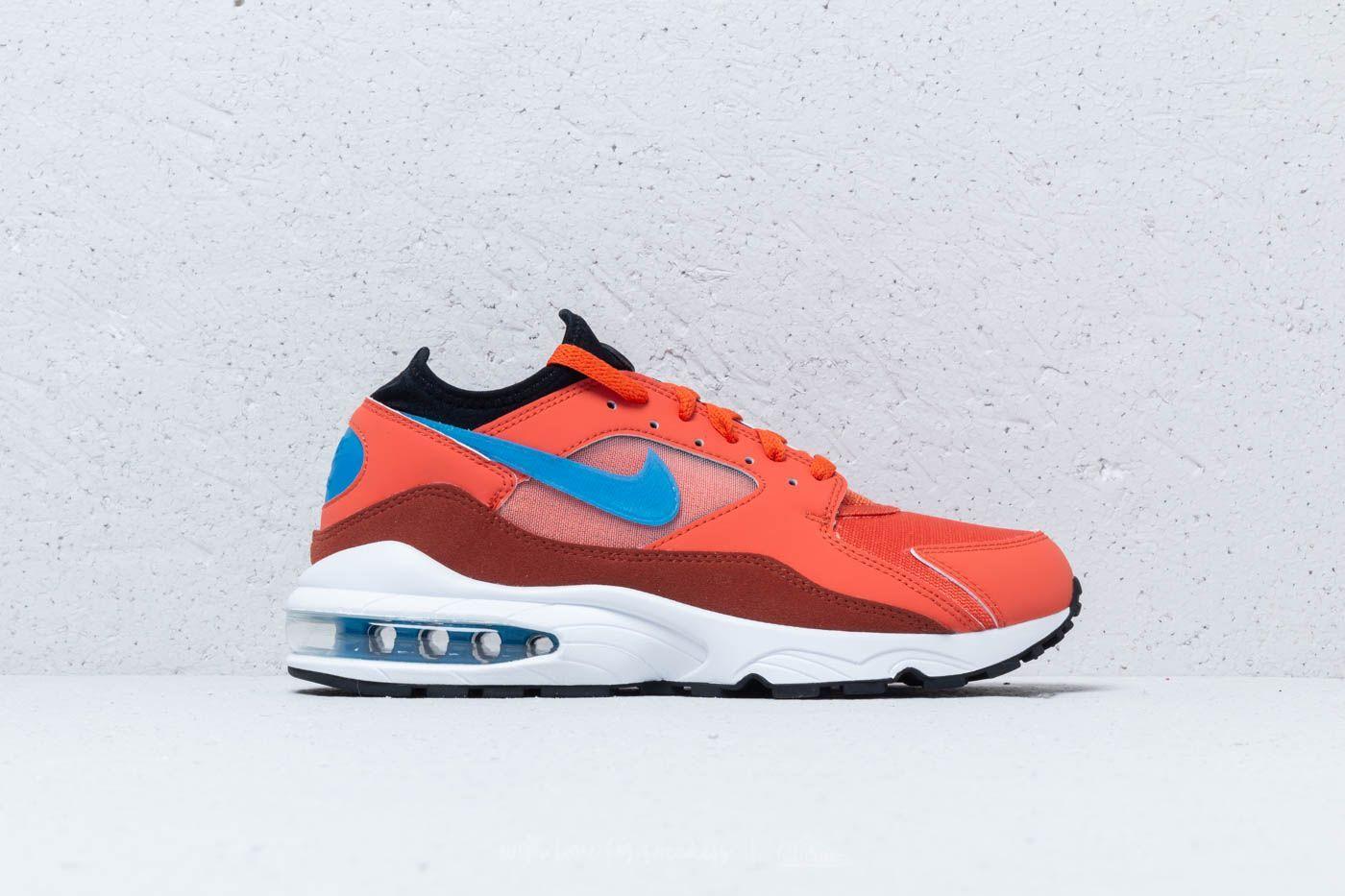 Hong Kong En general católico  Nike Air Max 93 | Vintage Coral/ Blue Nebula | $179 | | Nike air max, Coral  blue, Air max 93