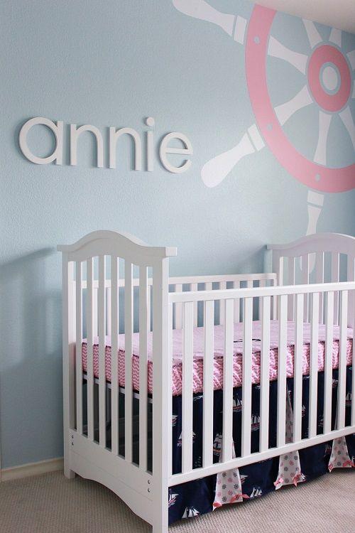 Ideas letras 5 habitaciones bebe ni a bebe ni os y - Ideas habitaciones bebe ...