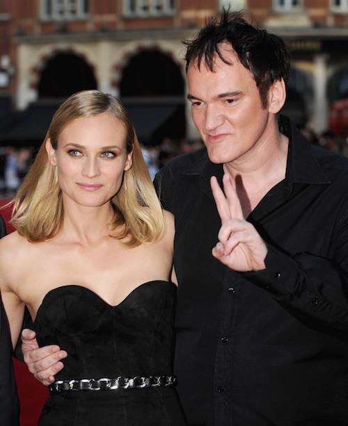 Dlisted Diane Kruger Defended Quentin Tarantino Diane Kruger Quentin Tarantino Diane S