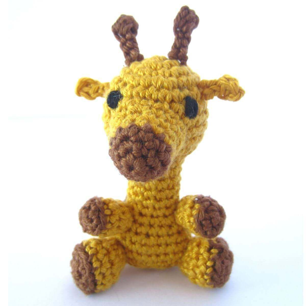Amigurumi Giraffe häkeln Beitragsbild | Häkeln | Pinterest ...