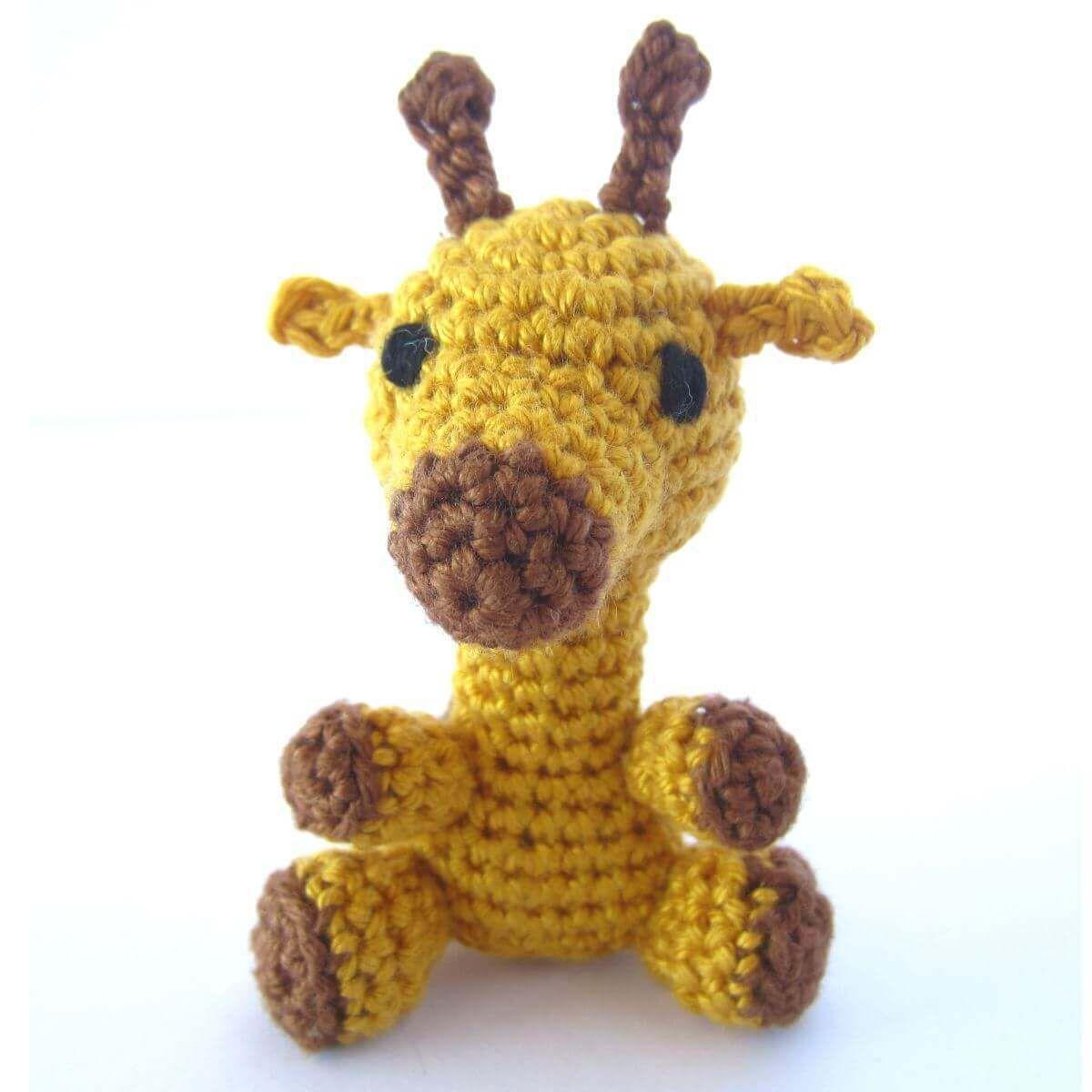 Amigurumi Giraffe häkeln Beitragsbild   Crafts   Pinterest ...