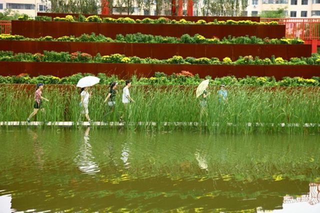 Tianjin Qiaoyuan Park_12