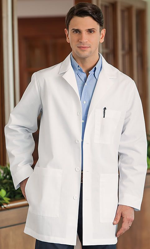 Lab Coat - White Swan META Men's Lab Coat | META Labwear | META ...