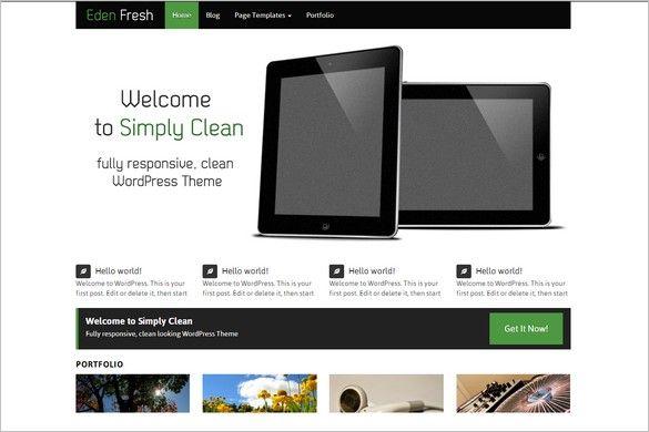 10 Impressive Free Wordpress Themes Wp Smashing Themes Wordpress Theme Responsive Wordpress Theme Free Responsive Wordpress Theme