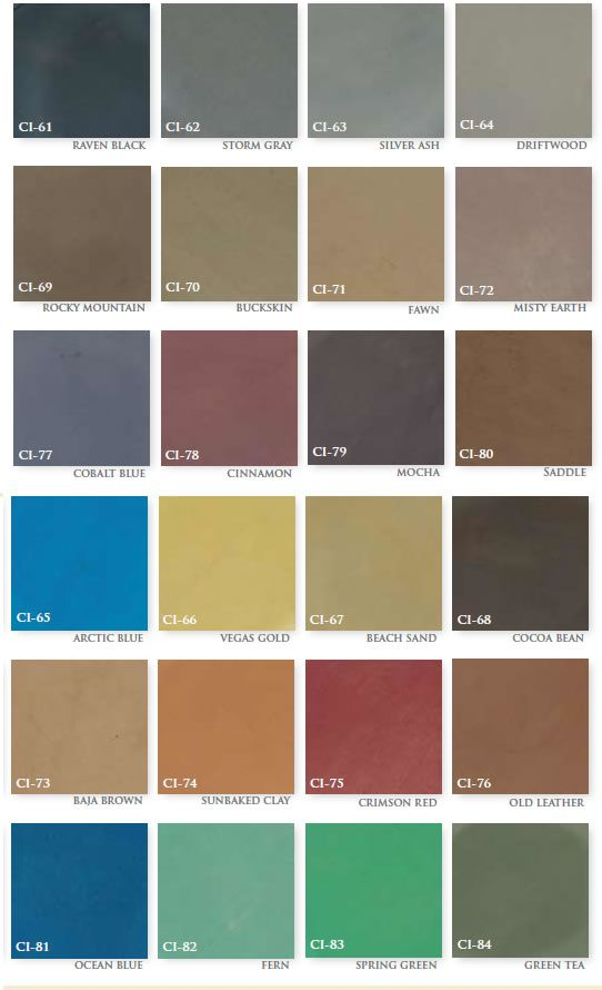Polished Concrete Dye Colors Concrete Dye Polished Concrete Concrete Color
