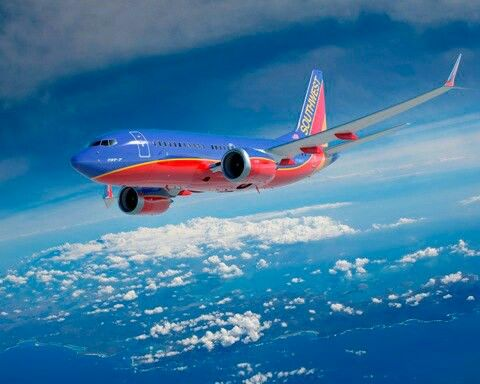 737 MAX 7 | Cool aircraft! | Aircraft, Airplane, Aviation