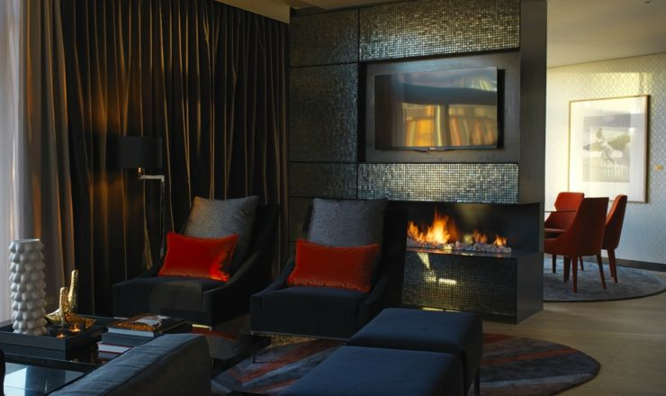 Design hotel in Oslo unique indoor ambiance