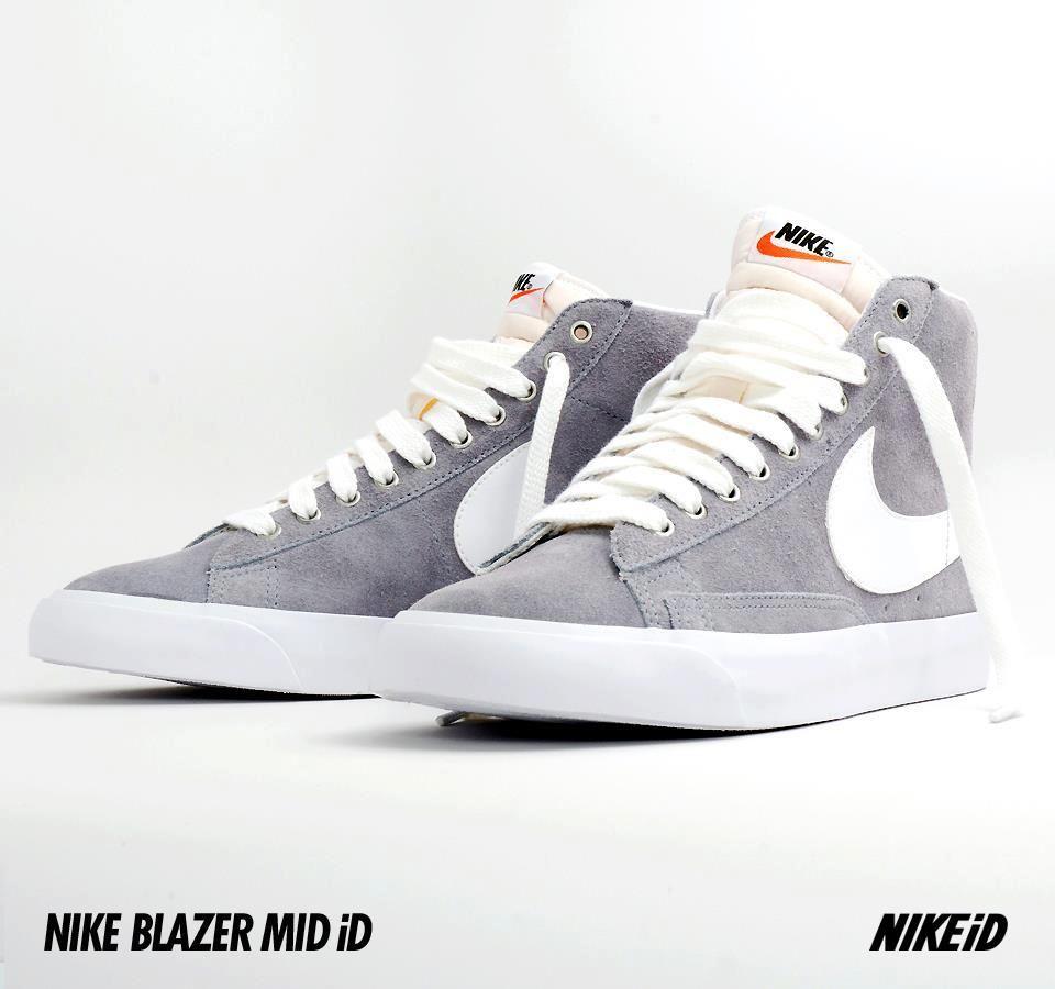 Nike Blazer Mid iD   Mens nike shoes