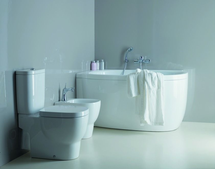 Neil and Jackie used \'Laufen\' bathroom suppliers for many of their ...