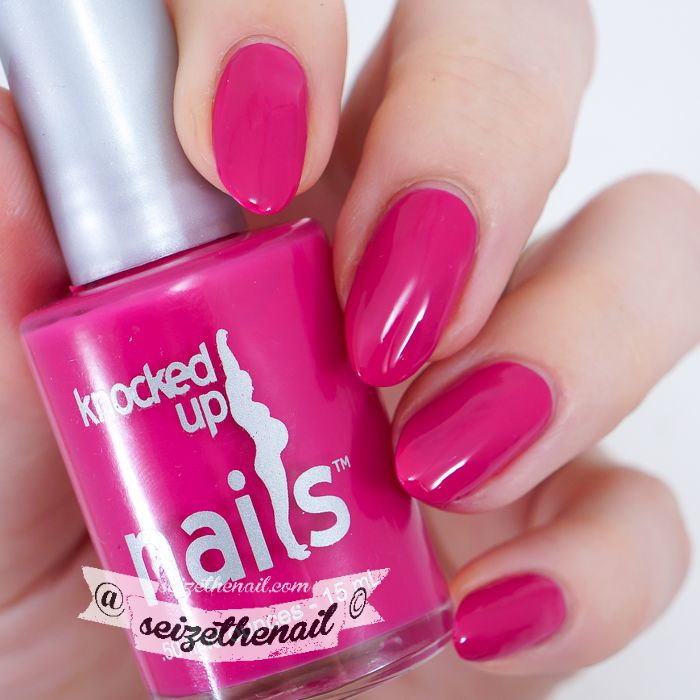 Blogger, SeizetheNail.com, did this gorgeous manicure with our \