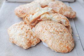 Amaretti morbidi di Fiuggi ricetta veloce vickyart arte in cucina
