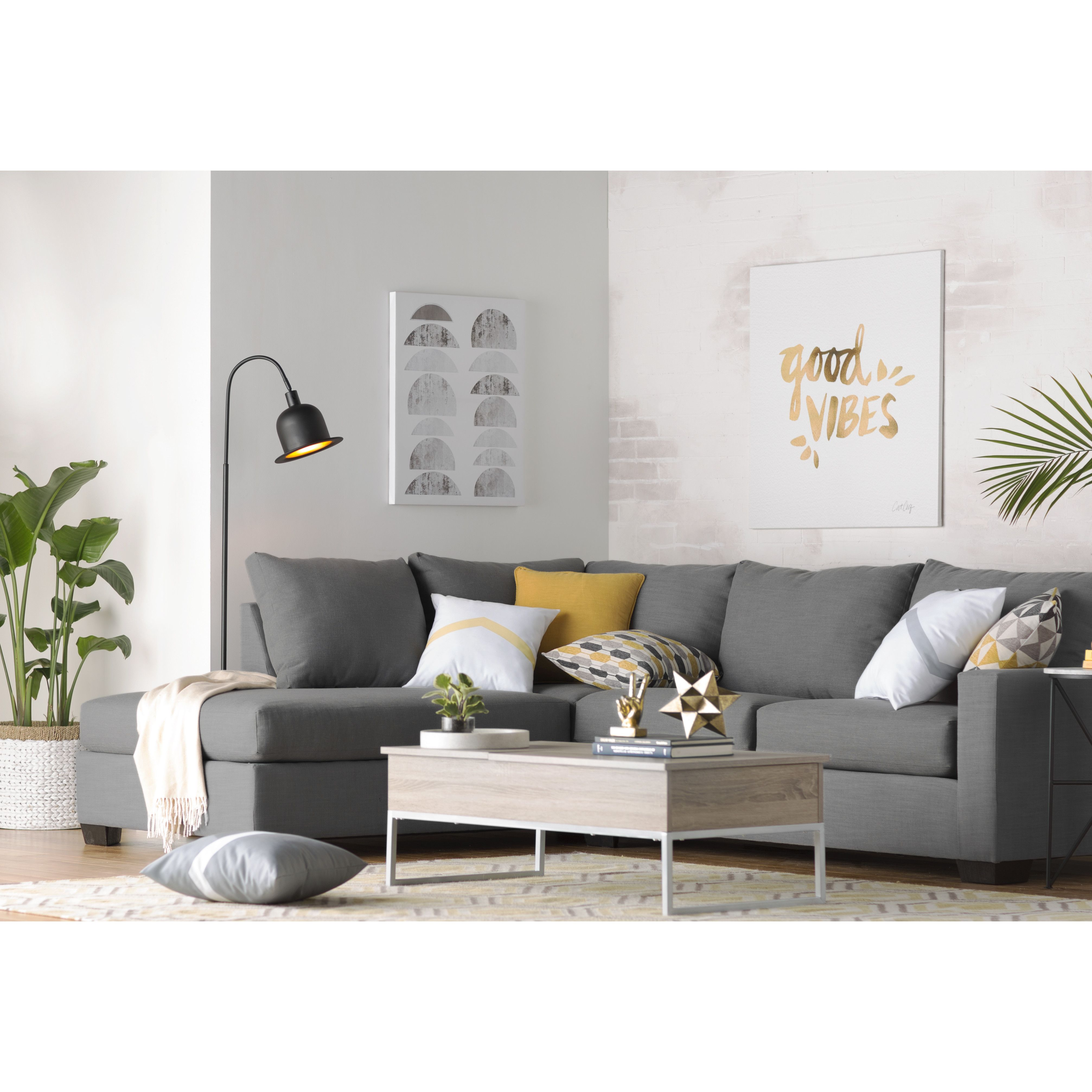 You ll love the Hannah Sectional at Wayfair Great Deals on all