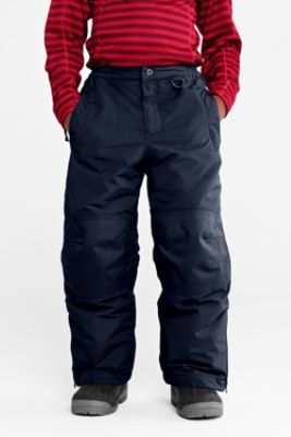 95eb5cc0f Boys' Waterproof Squall® Snow Pants from Lands' End, $24.99 on sale ...