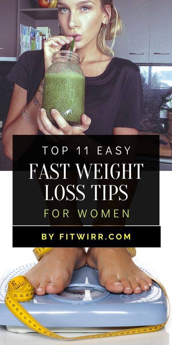 Photo of Wie man schnell Gewicht verliert: 11 beste Gewichtsverlust Tipps für Frauen